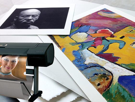 Impression photo et tirage d'Art