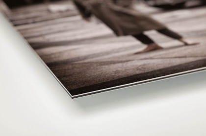 contrecollage sur aluminium, dibond