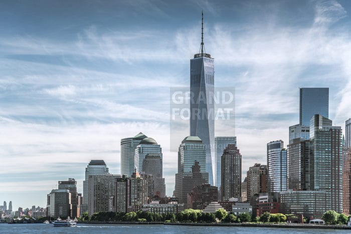 New York photo impression et toile