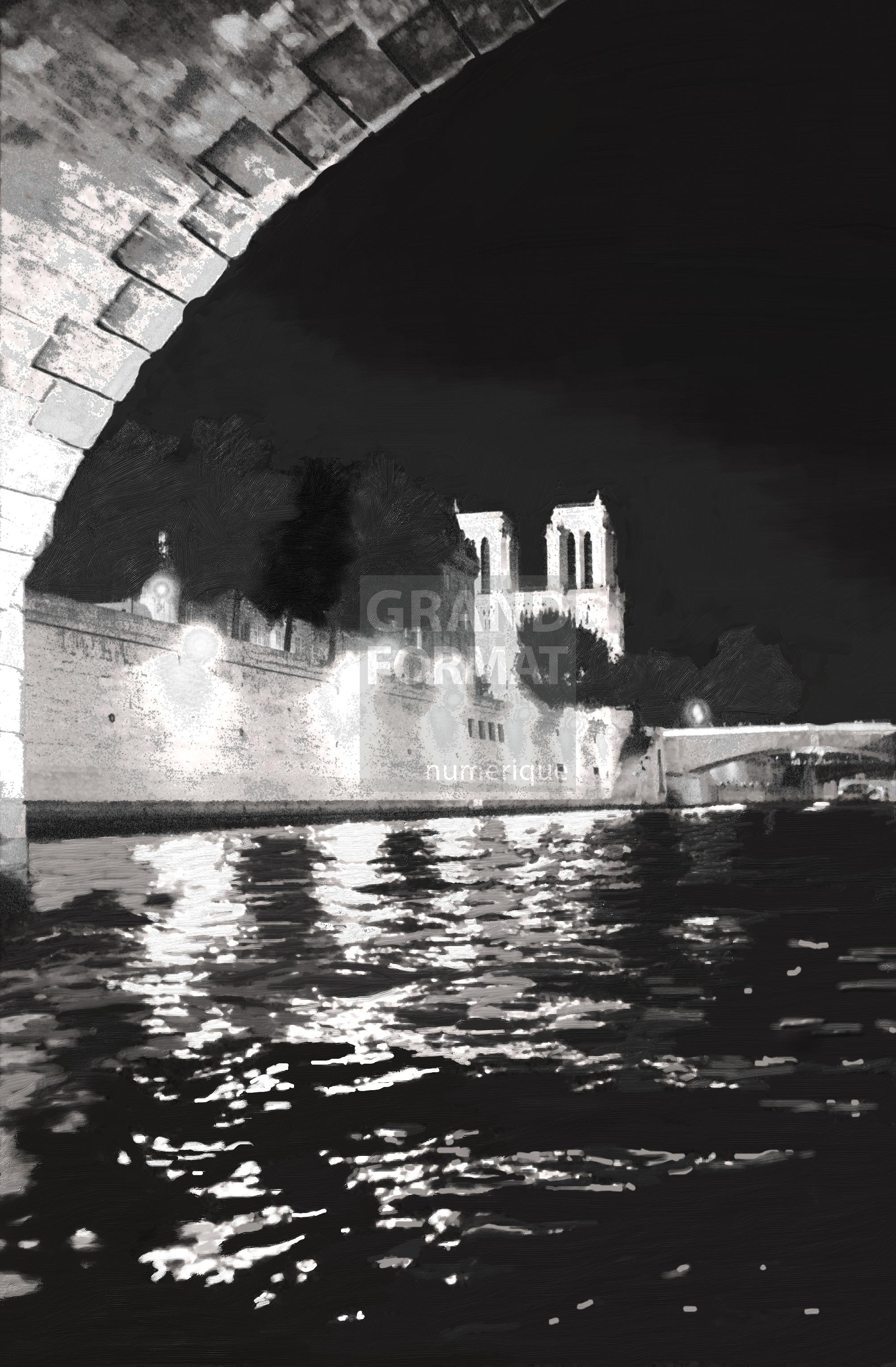 Notre Dame Paris impression et toile