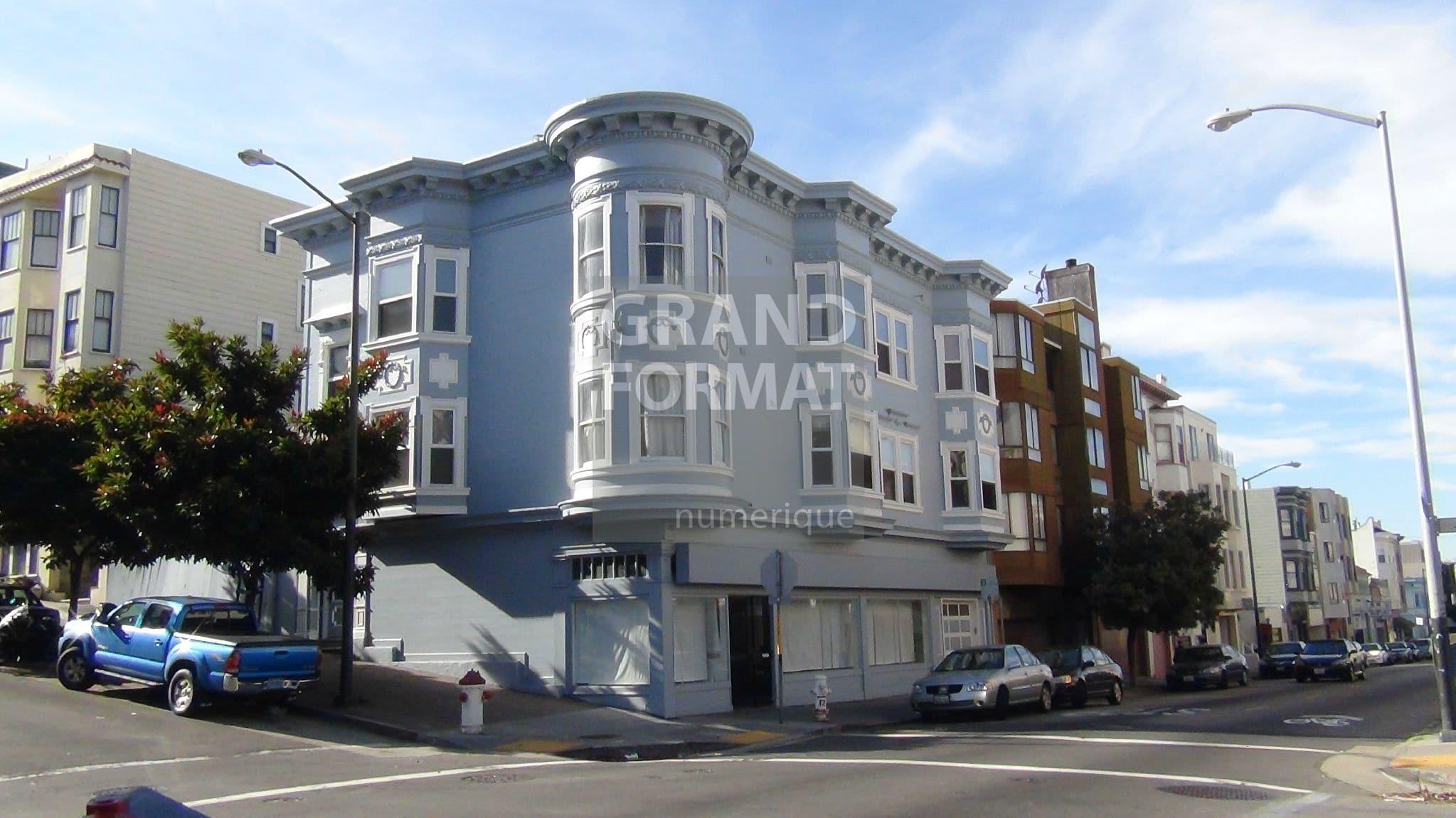 San Francisco, photo impression et toile
