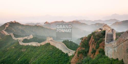Chine, muraille photo à télécharger