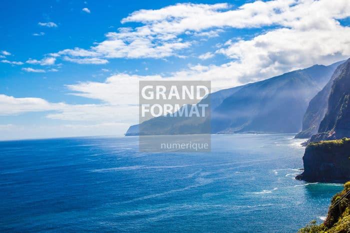 Île Madère photo impression et toile