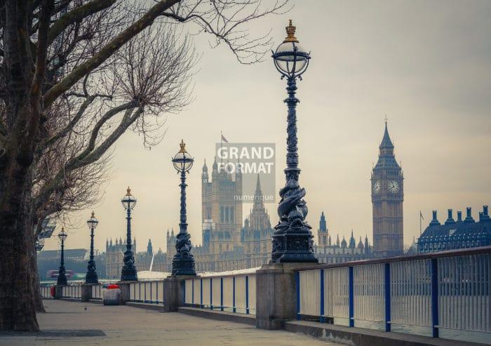 Londres, Angleterre Photo impression et toile