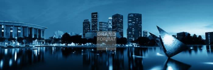 Los Angeles photo impression et toile