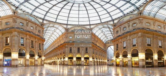 Milan Italie photo impression et toile