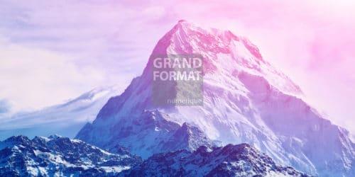 Alpes, montagne, poster, photo à télécharger