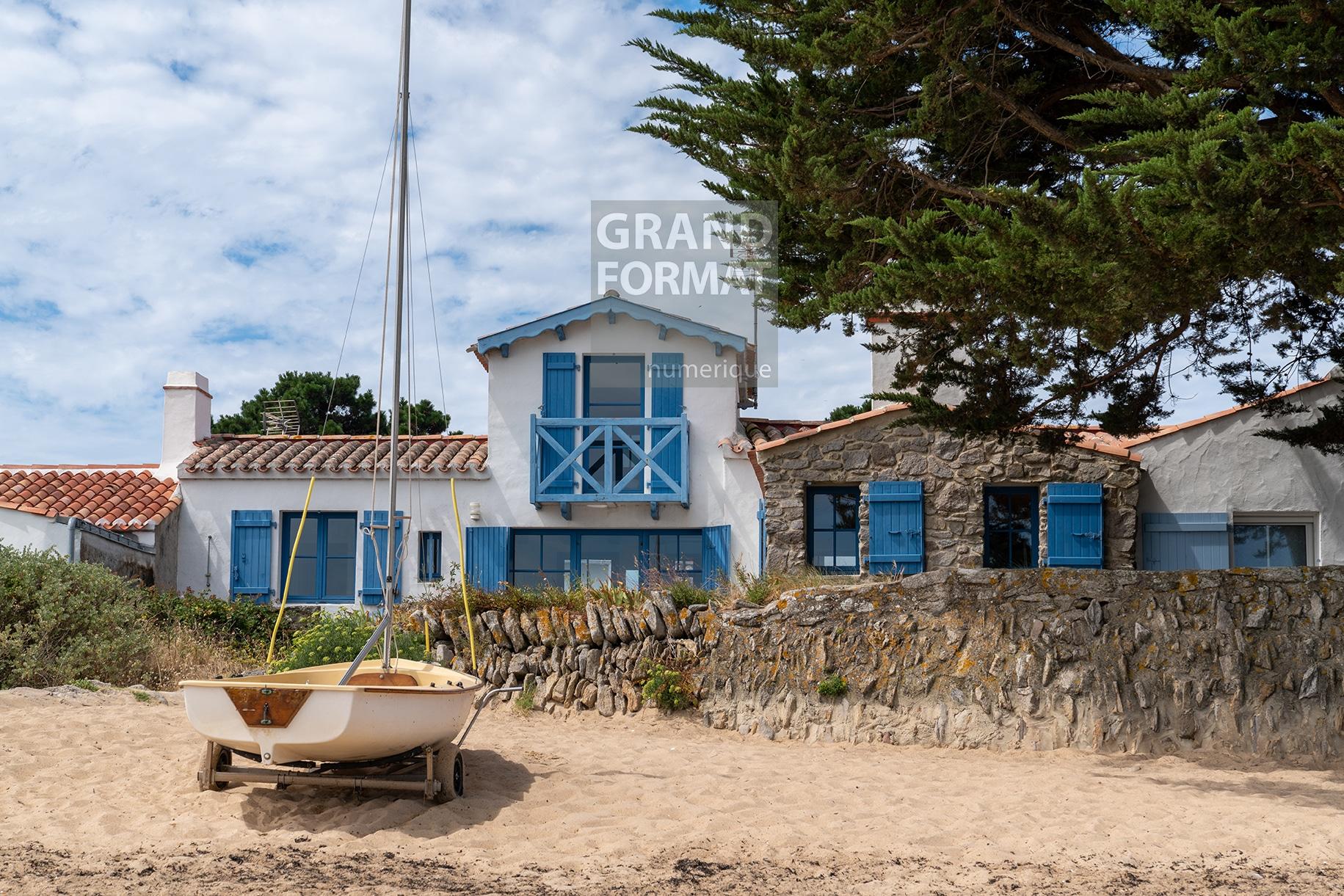 Noirmoutier Bretagne Photo impression et toile
