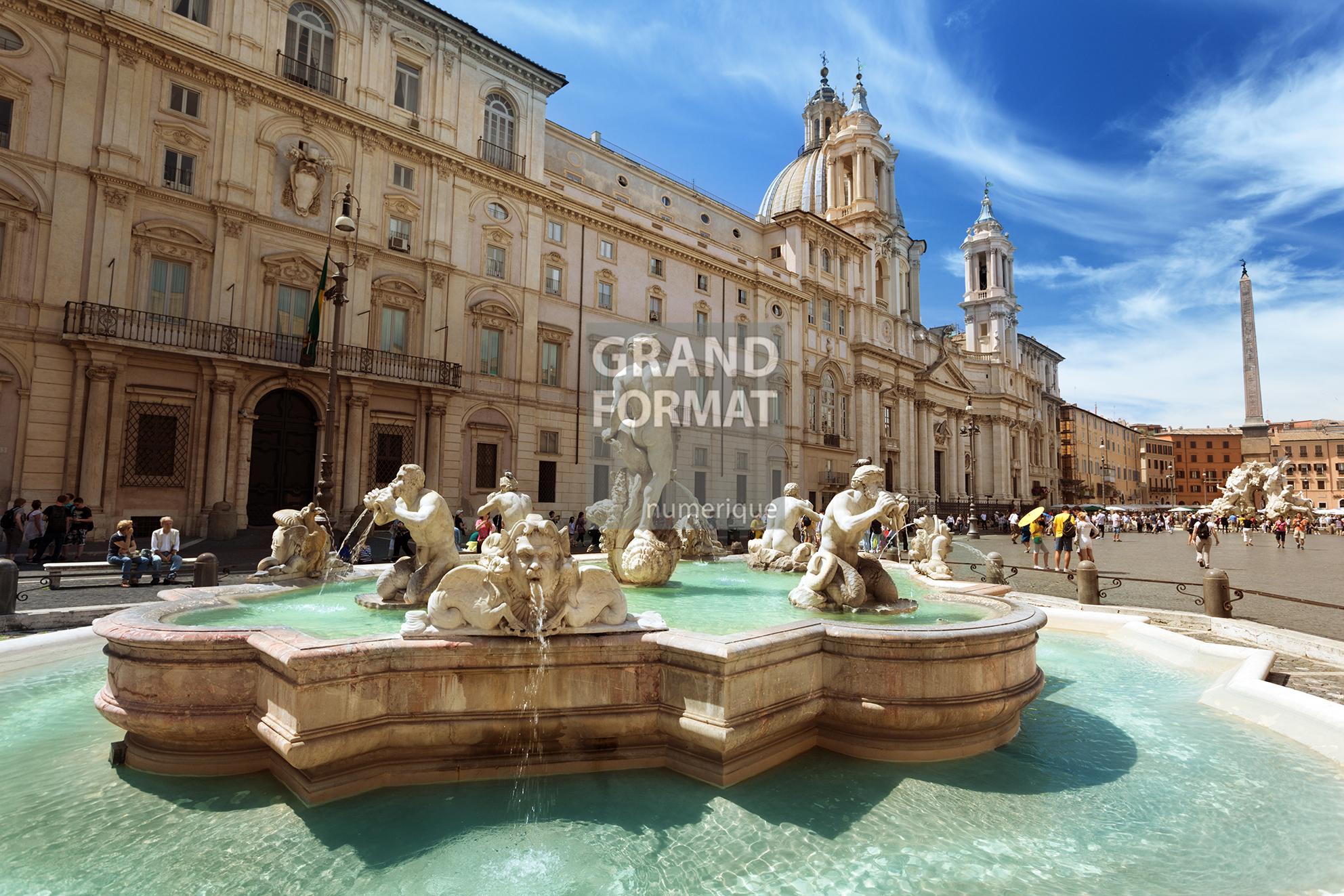 Rome Italie photo impression et toile