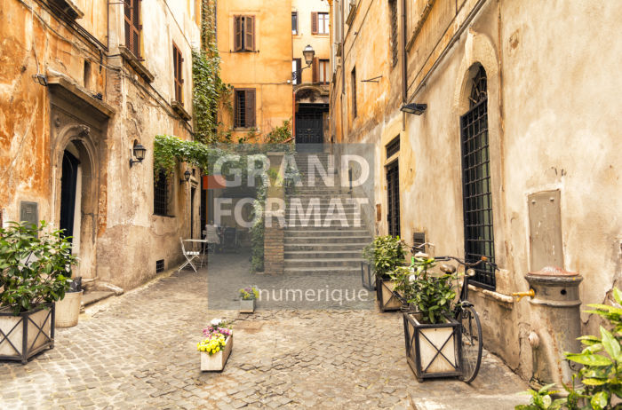 Rome photo impression et toile