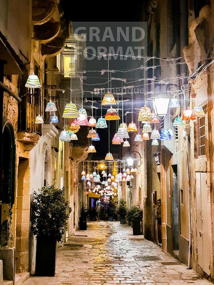 Jérusalem rue photo impression et toile