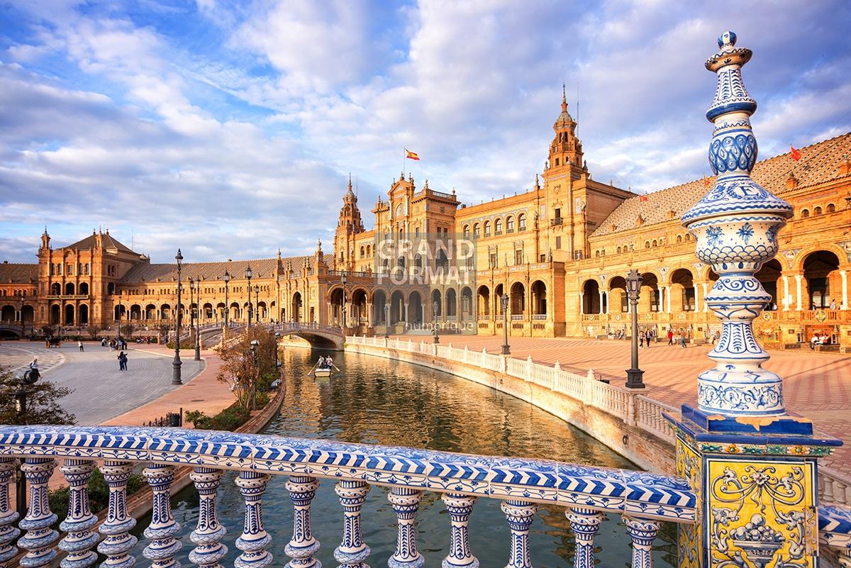 Séville Espagne photo impression et toile