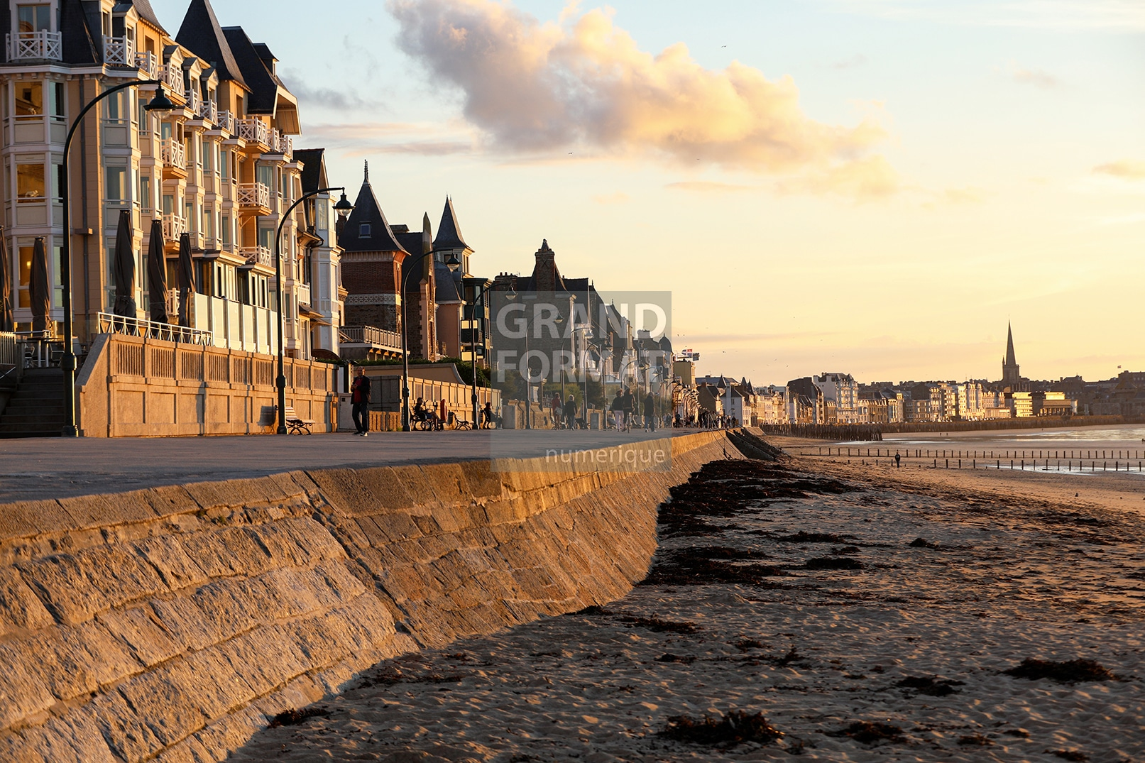 St Malo photo impression et toile