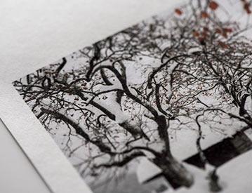 Tirage papier artistique, fine art, reproduction