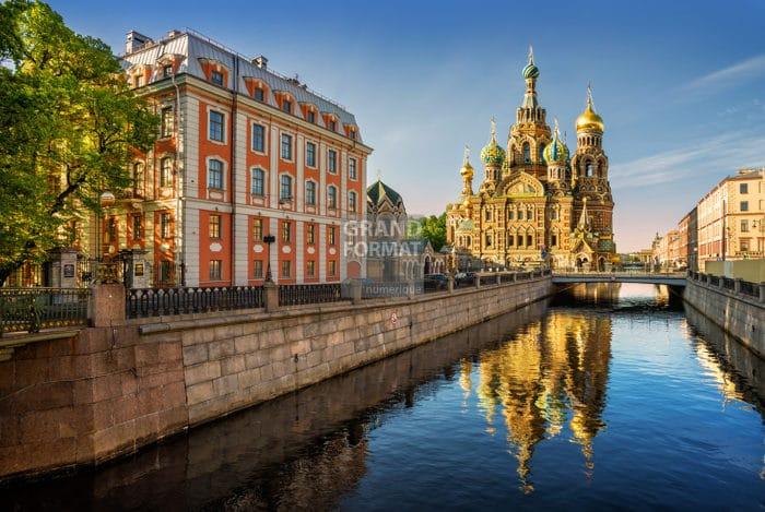 St Pétersbourg photo impression et toile